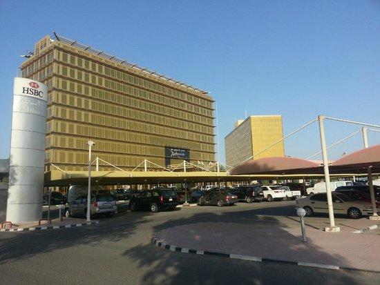 Radisson Blu Hotel, Doha: Hotel