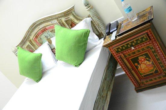 Little Ganesha Inn : my room