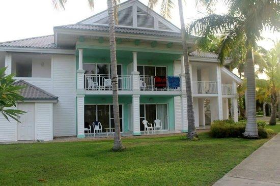 Melia Peninsula Varadero: Sector de habitaciones