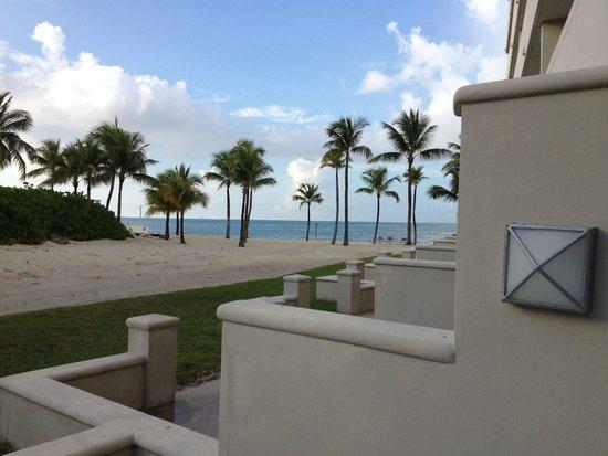 Melia Nassau Beach - All Inclusive: Vista da terrazino camera