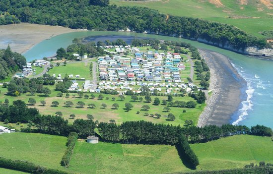 Urenui Beach Motor Camp