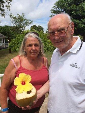 Royal Decameron Club Caribbean : mum and dad
