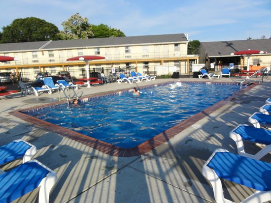 Econo Lodge Somers Point : Pool