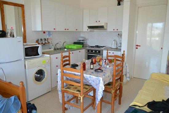 Astrofegia Holiday Apartments : room 102