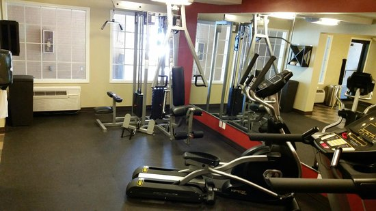 BEST WESTERN Truman Inn: Fitness Center