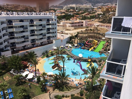 Hotel Los Patos Park: The Aqua Park