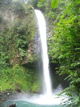Catarata La Fortuna: La Fortuna Cascada
