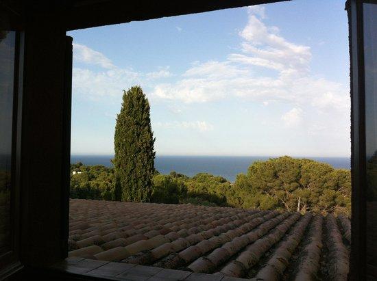 l'Aixart Aiguablava Hotel: Vista desde la habitación