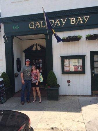 Galway Bay: great Irish Pub