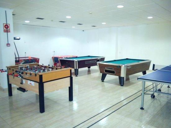 Servigroup Romana: Sala de Juegos