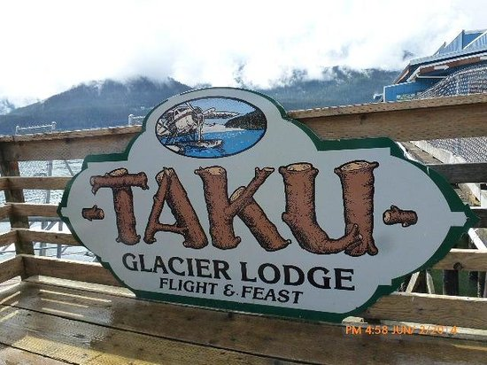 Taku Glacier Lodge & Wings Airways : 2