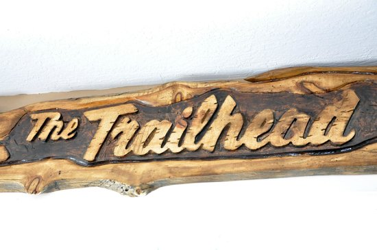 The Trailhead: Our new logo