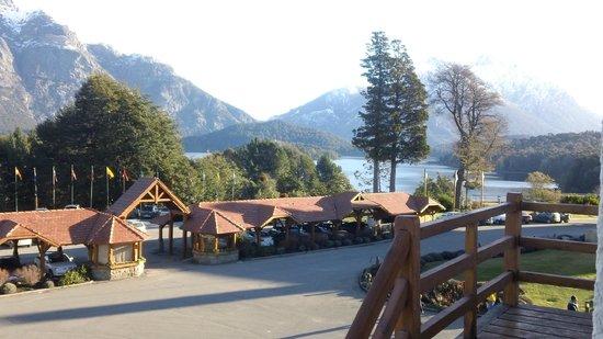 Llao Llao Hotel and Resort, Golf-Spa: Vista desde la habitacion 2