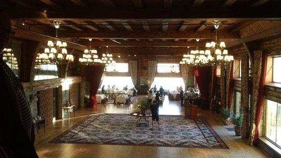Llao Llao Hotel and Resort, Golf-Spa : Salon Desayunador