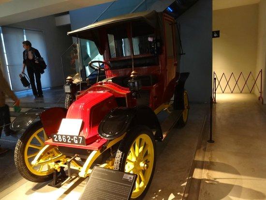 Museo de la Armada: Taxi de la Marne