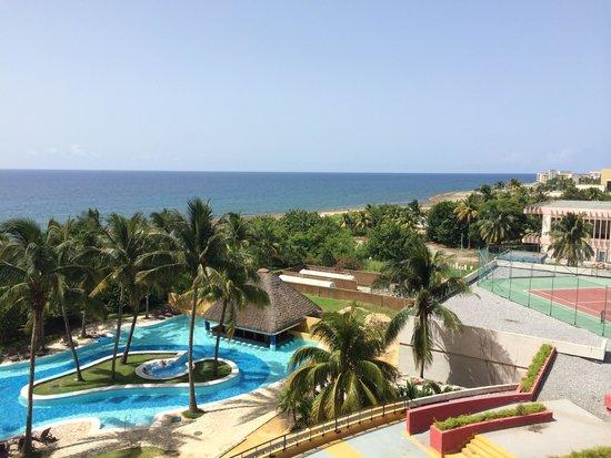 Melia Habana: View from room 3113