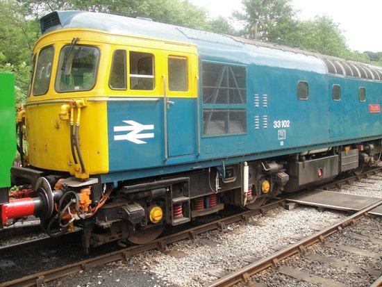 Churnet Valley Railway: diesel