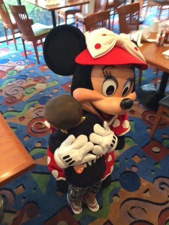 Disney's PCH Grill : Minnie love