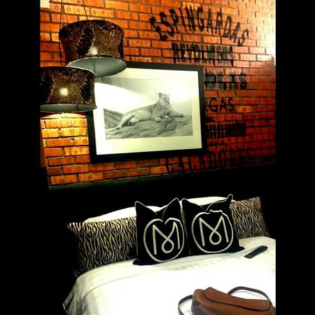 M Boutique Hotel, Ipoh: the twin.