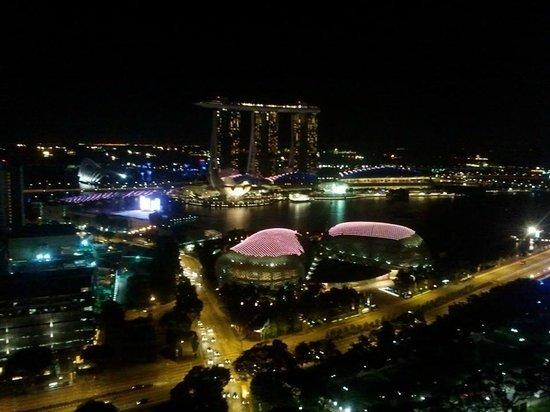 Swissotel The Stamford Singapore : Room View