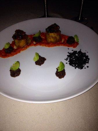 Restaurant Dar Rhizlane : Poulet en 1er plat