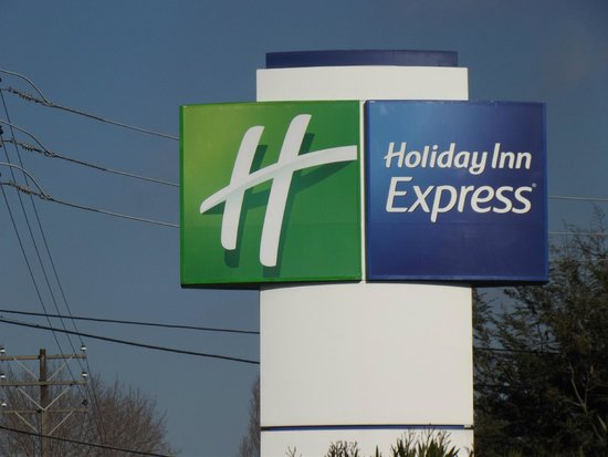 Holiday Inn Express Temuco: Parte Externa