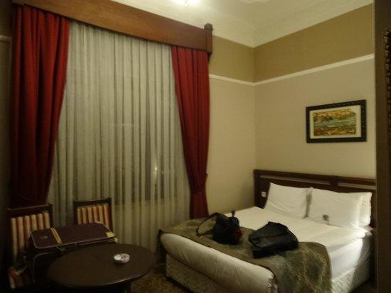 Legacy Ottoman Hotel: QUARTO