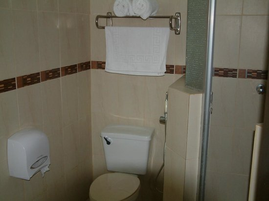 Bahia Suites Hotel: BATHROOM2