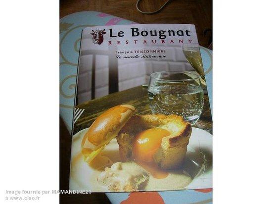 Le Bougnat : Livre de recettes de François Tessonnière (les brioches au foie gras)