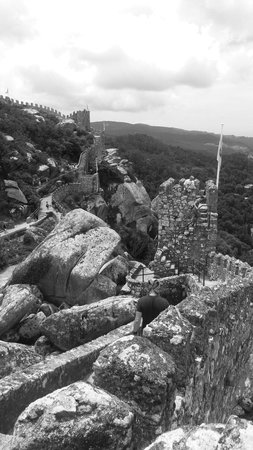 Castle of the Moors: Andy Ford - June 2014