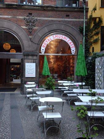 The Royal Cafe : Hidden gem