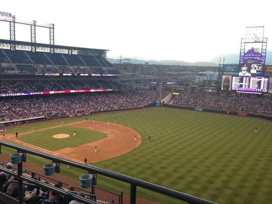Coors Field : Colors Field