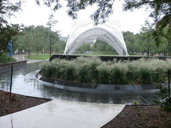 Crystal Bridge Picture Of Myriad Botanical Gardens