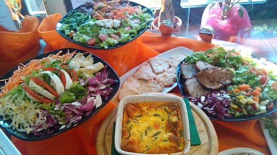 La Cafeteria: Il pranzo è servito