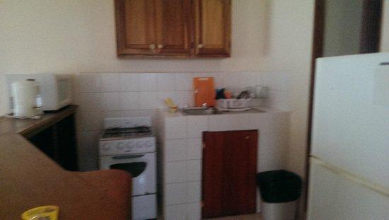 Aparthotel El Montecarlo: Cocineta equipada