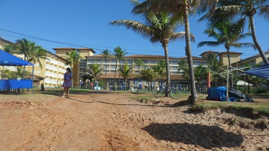 Gran Hotel Stella Maris Resort: Vista da praia