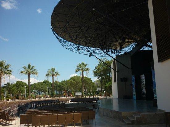 Venosa Beach Resort & Spa: ANFİ TİYATRO