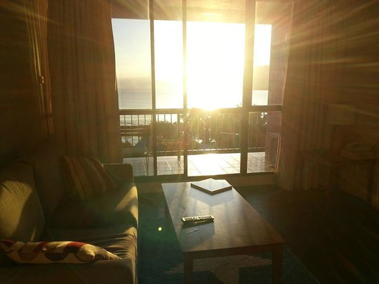 Cairns Plaza Hotel: Room 606