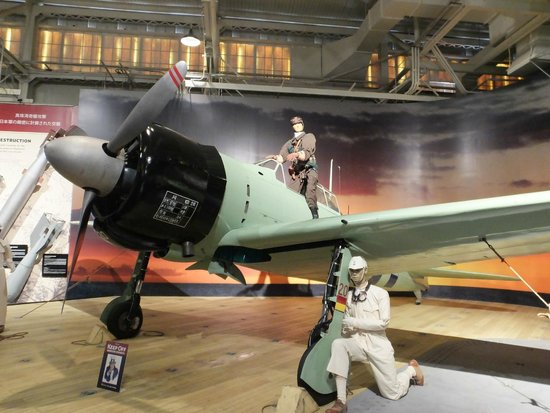 Pacific Aviation Museum Pearl Harbor : Japanese Zero..!