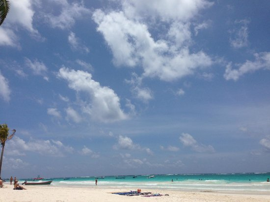 El Paraiso Tulum: Breathtaking beach location