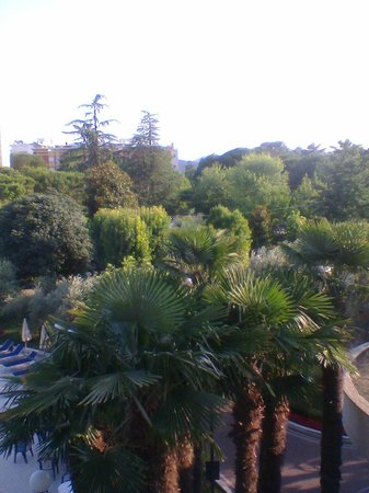 Hotel La Residence & Idrokinesis: panorama