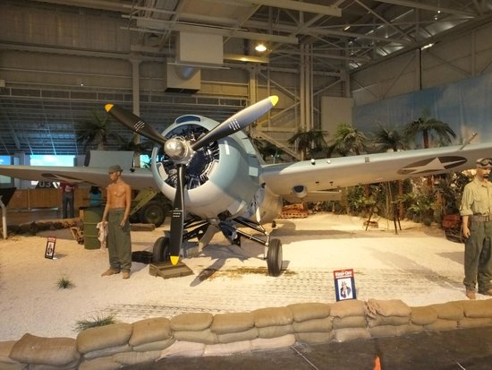 Pacific Aviation Museum Pearl Harbor : WWII Aircraft..!