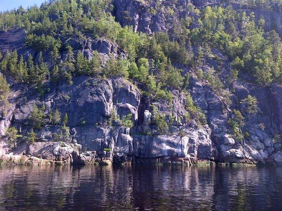 Auberge la Sainte Paix : Fiord