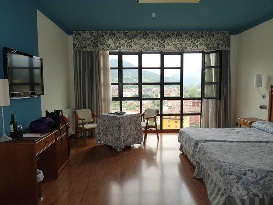 La Cepada Hotel: Room 106