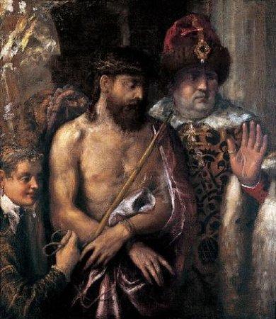 """Saint Louis Art Museum : Titian's """"Ecce Homo"""""""