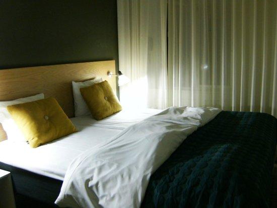 Ibsens Hotel: Room