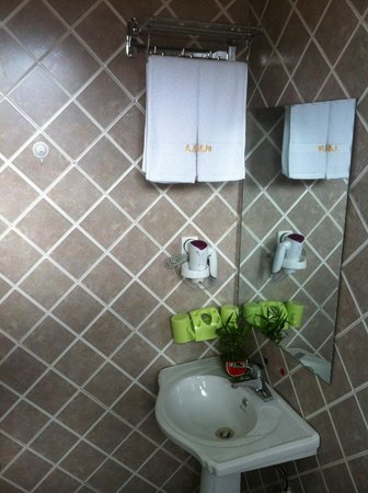 Timeless Hostel Yuanyang: all bathroom 整洁卫浴