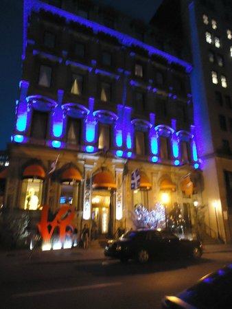 Hotel du Vieux-Quebec: l Hotel