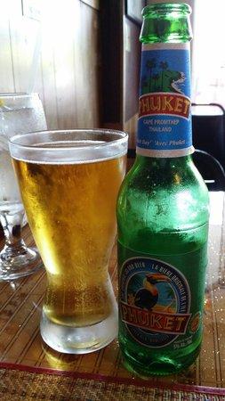Thai Phoon: Thai Jasmine rice beer