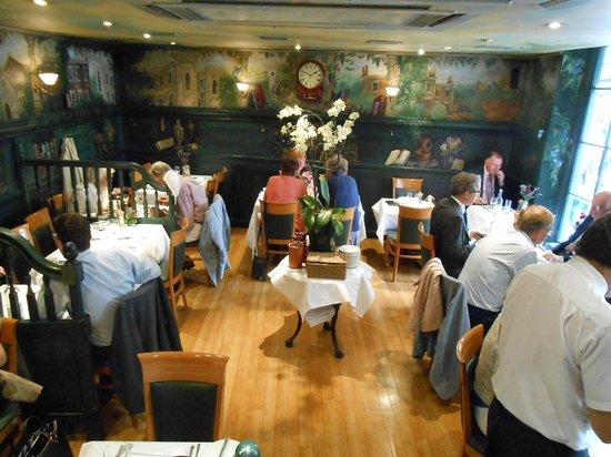 Ebury Restaurant Wine Bar